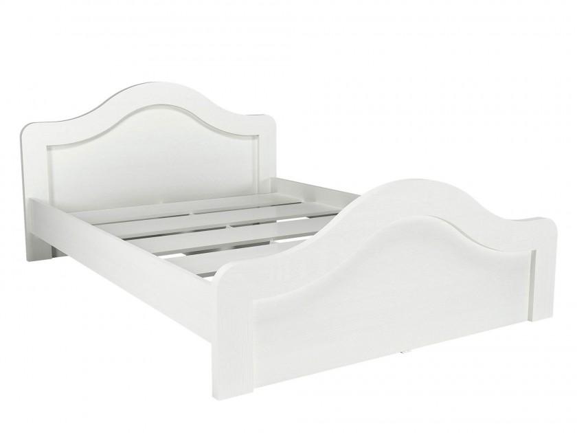 кровать Кровать Прованс (140х200) Прованс в цвете Белый кровать кровать 2 х ярусная прованс 80х190 прованс в цвете белый