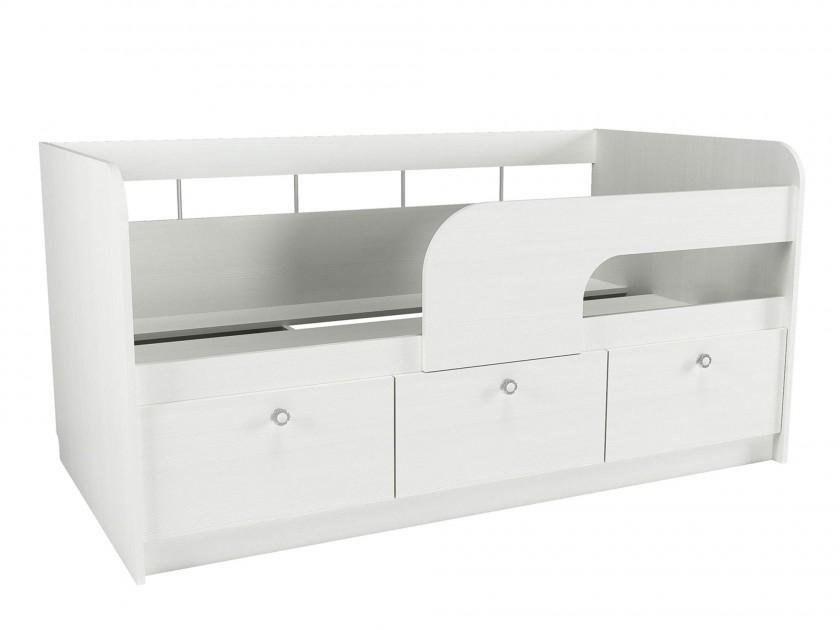 кровать Кровать Прованс (80х160) Прованс в цвете Белый кровать кровать 2 х ярусная прованс 80х190 прованс в цвете белый