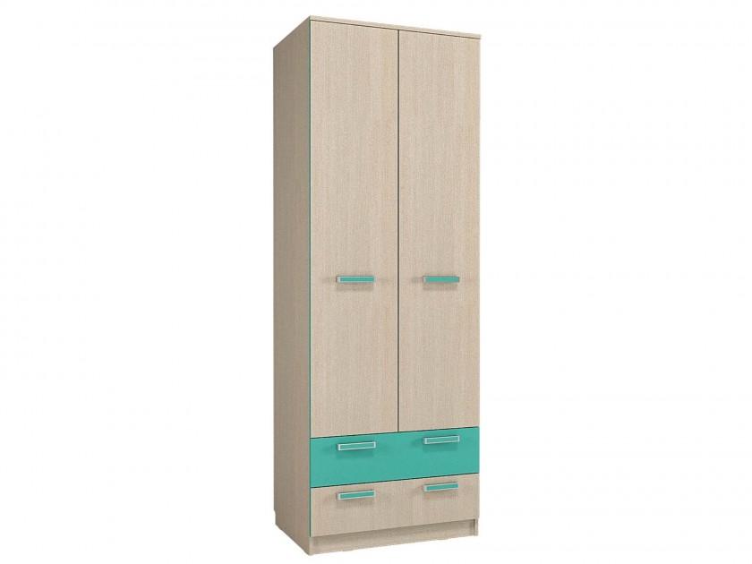 распашной шкаф Шкаф для одежды с ящиками Рико Рико