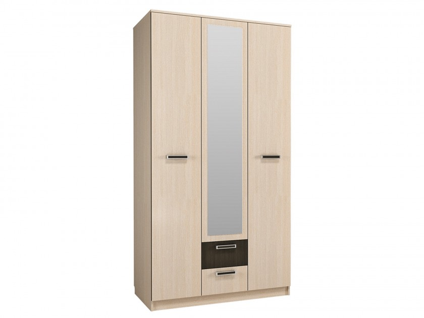 распашной шкаф Шкаф комбинированный Рико Рико