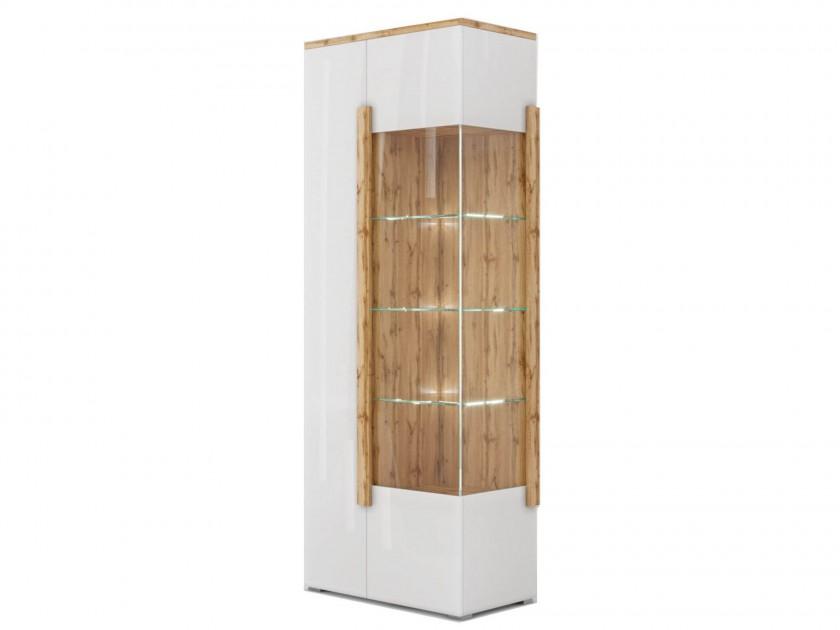 витрина Шкаф-витрина 2-х дверная Сахара Сахара