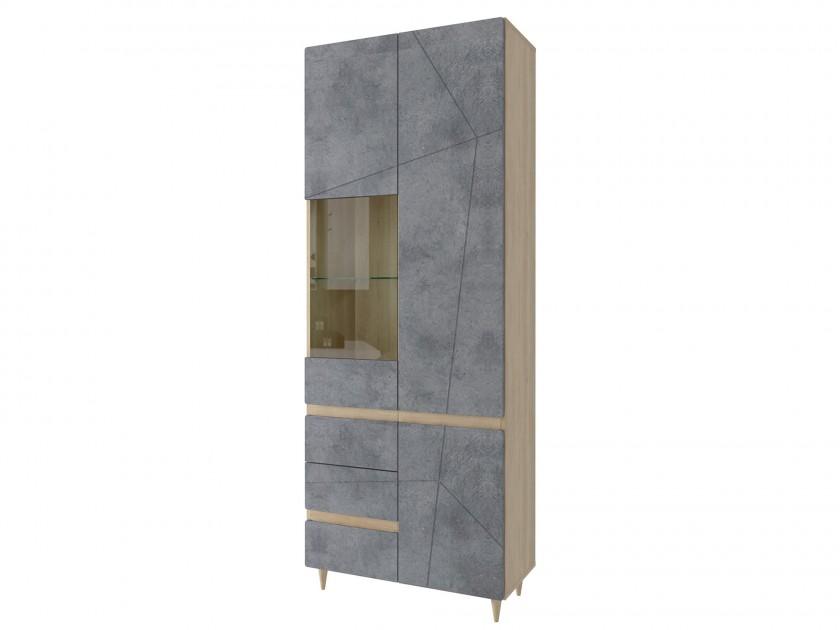 распашной шкаф Шкаф со стеклом Киото Киото
