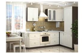 Кухонный гарнитур Верона в цвете каркаса Венге