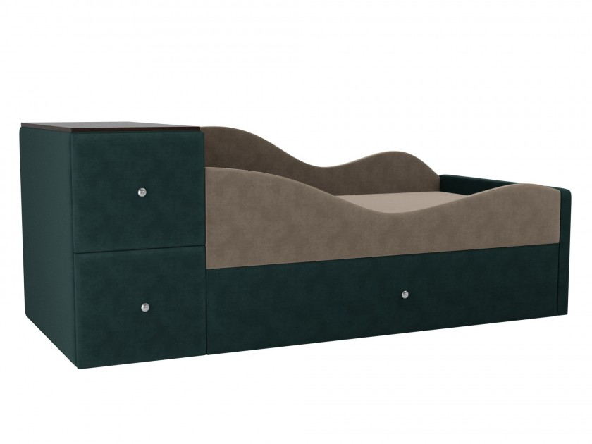 кровать Детская кровать Дельта Правый угол Дельта баттерфляй задняя дельта nl17 баттерфляй задняя дельта page 6