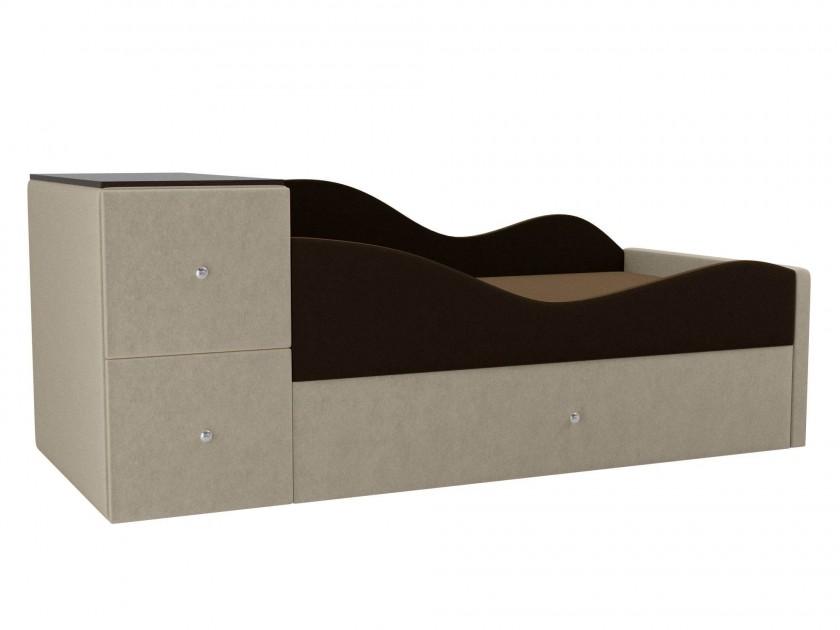 кровать Детская кровать Дельта Правый угол Дельта