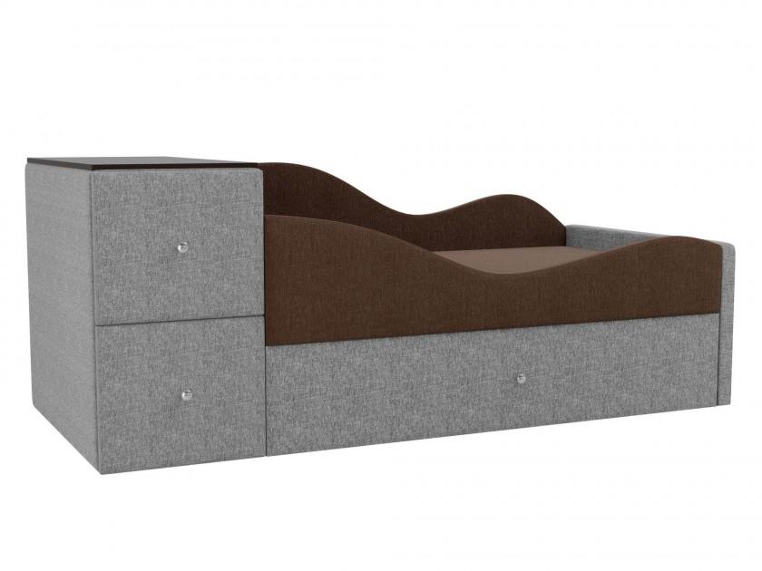 Детская кровать Дельта Правый угол Дельта