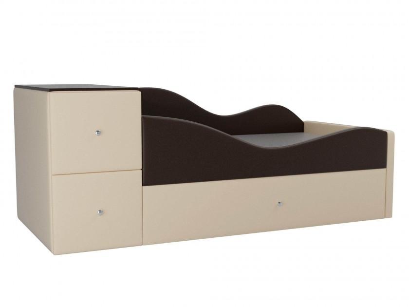 кровать Детская Дельта Правый угол