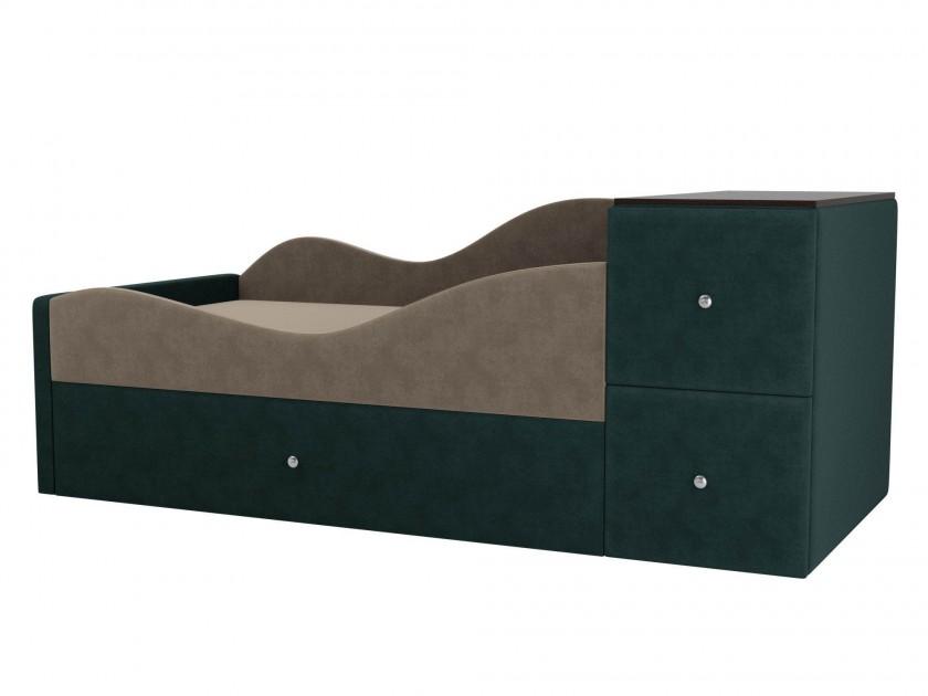 кровать Детская Дельта Левый угол