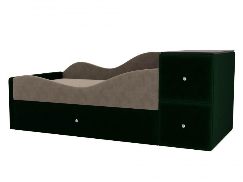кровать Детская кровать Дельта Левый угол Дельта