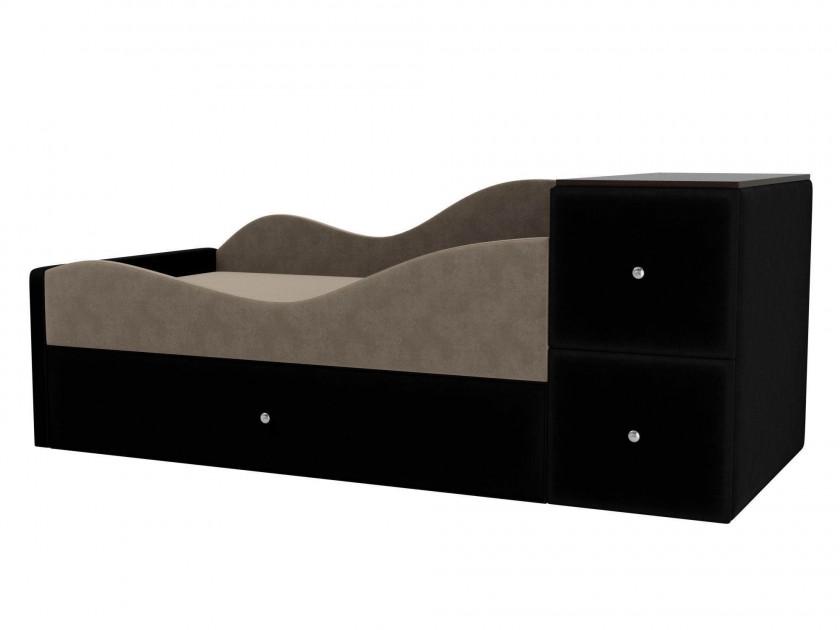 Детская кровать Дельта Левый угол Дельта