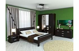 Спальный гарнитур Магнолия в цвете Дуб Венге