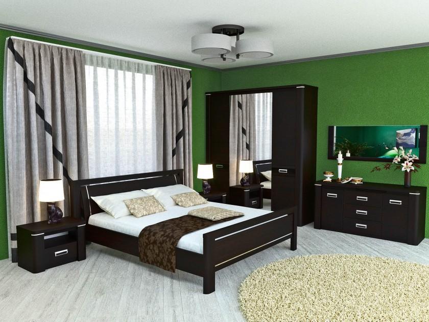 цена на спальный гарнитур Спальня Магнолия Магнолия в цвете Дуб Венге