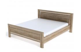 Кровать Магнолия в цвете Дуб Бардолино
