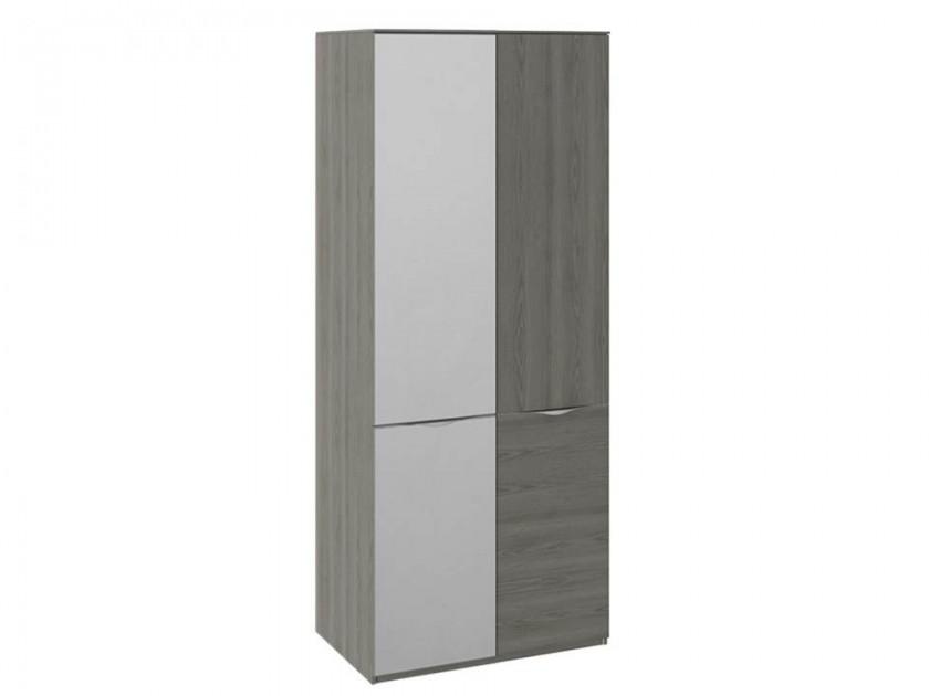 распашной шкаф Шкаф для белья с 1 дверью и 1 зеркальной дверью Либерти Либерти шкаф с ящиками и зеркальной дверью орион