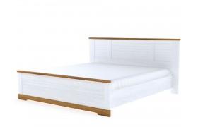 Кровать Кантри цвете Орех Рибек натуральный