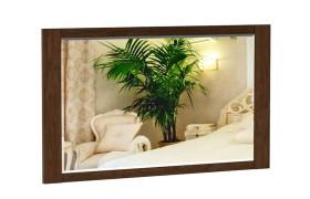 Зеркало Кантри в цвете Орех Рибек темный