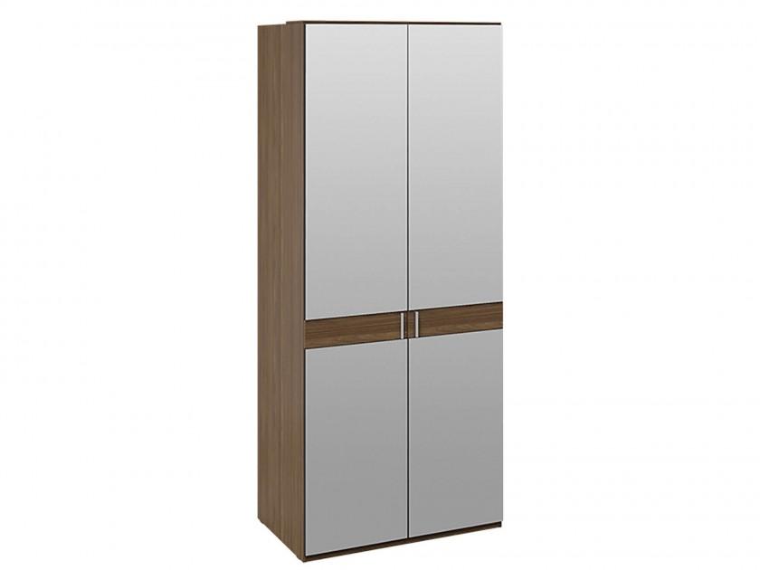 распашной шкаф Шкаф для одежды с 2-мя зеркальными дверями Харрис Харрис