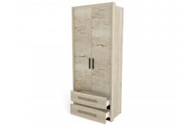 Распашной шкаф Мале