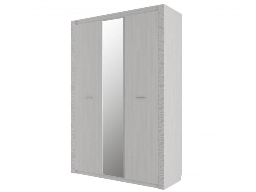 распашной шкаф Шкаф комбинированный 3-х ств. Гамма 20