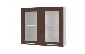 Шкаф для кухни Витрина 80 Люкс