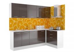 Кухонный гарнитур Угловая кухня Люкс