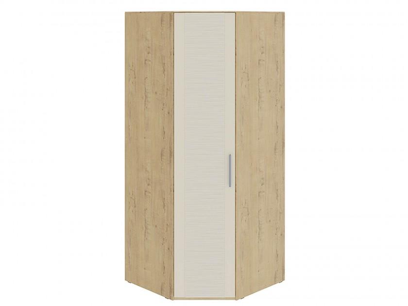 распашной шкаф Шкаф угловой с 1 дверью Николь Николь в цвете Бунратти