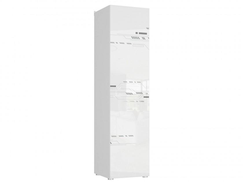 распашной шкаф Шкаф 1-дверный Модерн - Стиль Модерн