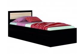 Кровать Кровать с матрасом ГОСТ Жаклин (90х200)
