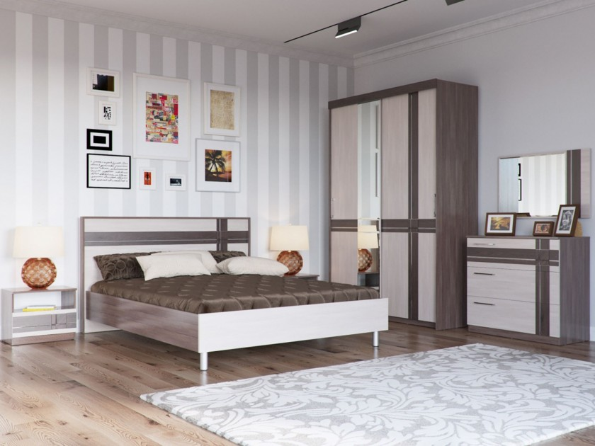 цена на спальный гарнитур Спальня Презент Презент