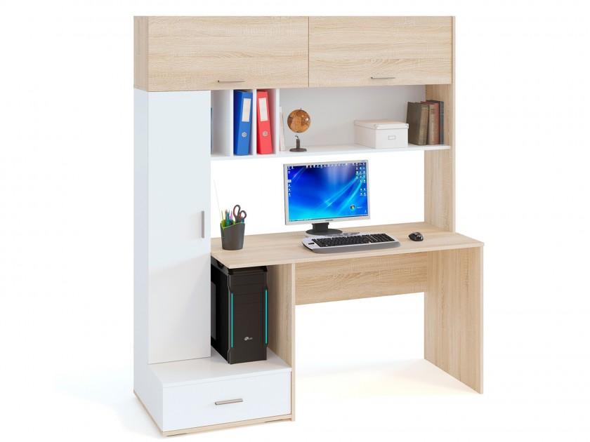 компьютерный стол Стол компьютерный КСТ-17 КСТ-17 компьютерный стол левый кст 109