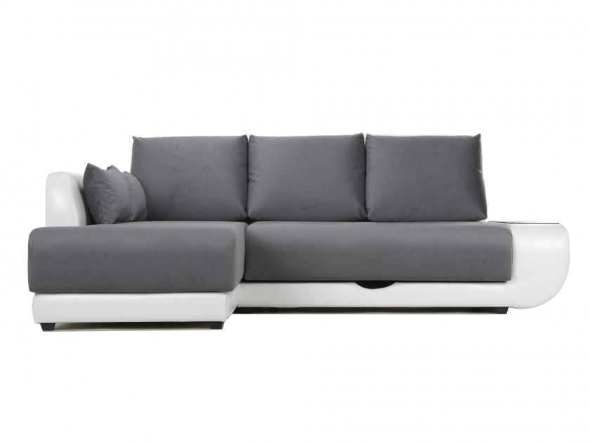 диван Угловой диван с независимым пружинным блоком ПолоLUXНПБ (Нью-Йорк) Левый Угловой диван с независимым пружинным блоком ПолоLUXНПБ (Нью-Й