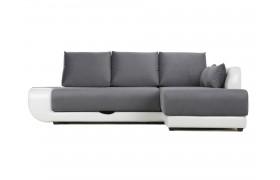 Диван Угловой диван с независимым пружинным блоком Поло ПБ (Нью-Йорк)