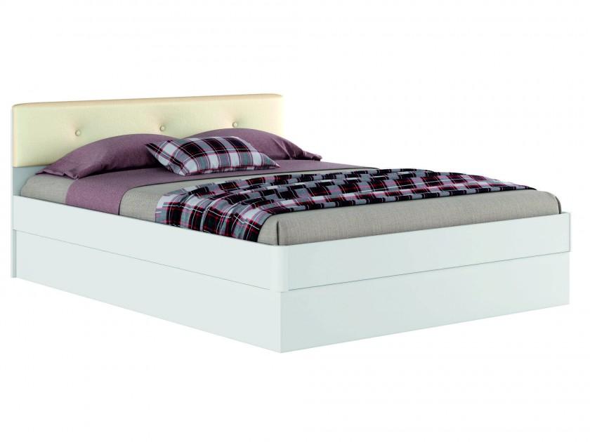 кровать Кровать с ПМ и ортопедическим матрасом Николь ЭКО-П (160х200) Николь
