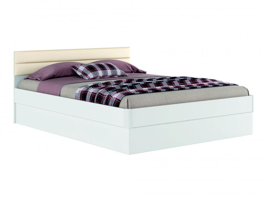 кровать Кровать с ПМ Николь МБ (140х200) Николь спальня николь