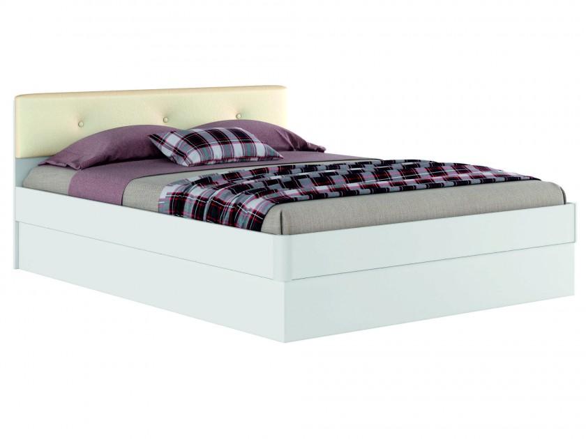 кровать Кровать с ПМ и матрасом Николь ЭКО-П (160х200) Николь кровать с пм и матрасом николь эко 160х200