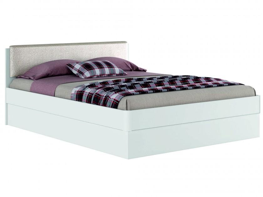 кровать Кровать с ПМ и матрасом Николь ЭКО (160х200) Николь кровать с пм и матрасом николь эко 160х200
