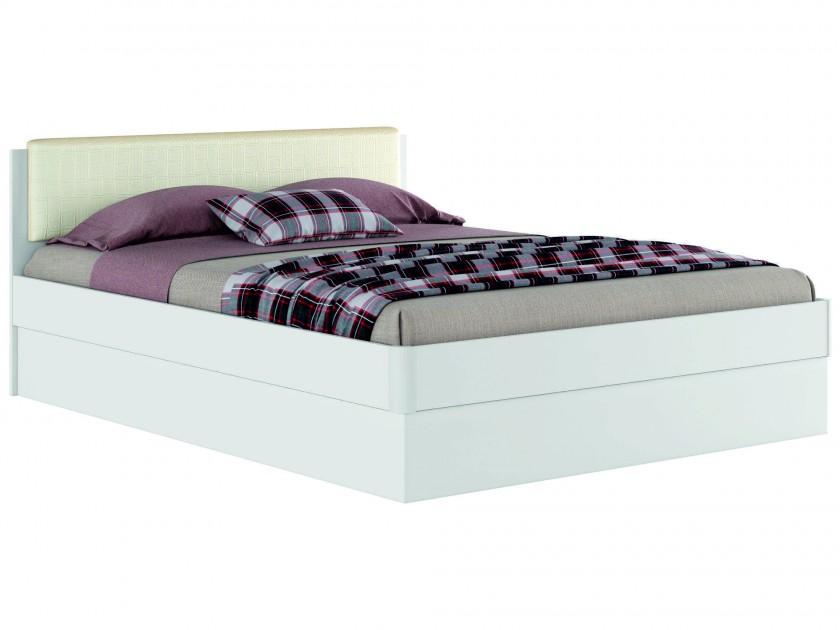 кровать Кровать с ПМ и ортопедическим матрасом Николь ЭКО (140х200) Николь