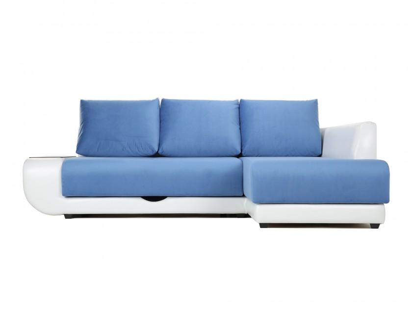 диван Угловой диван с независимым пружинным блоком Поло ПБ (Нью-Йорк) Правый Поло (Нью-Йорк)
