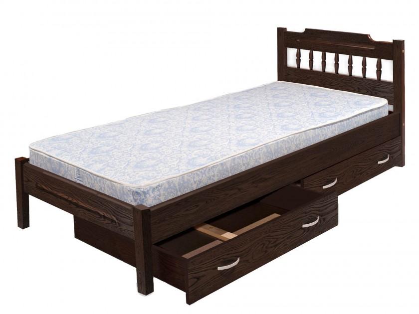 кровать Кровать с ящиками Новая (120х200) Новая
