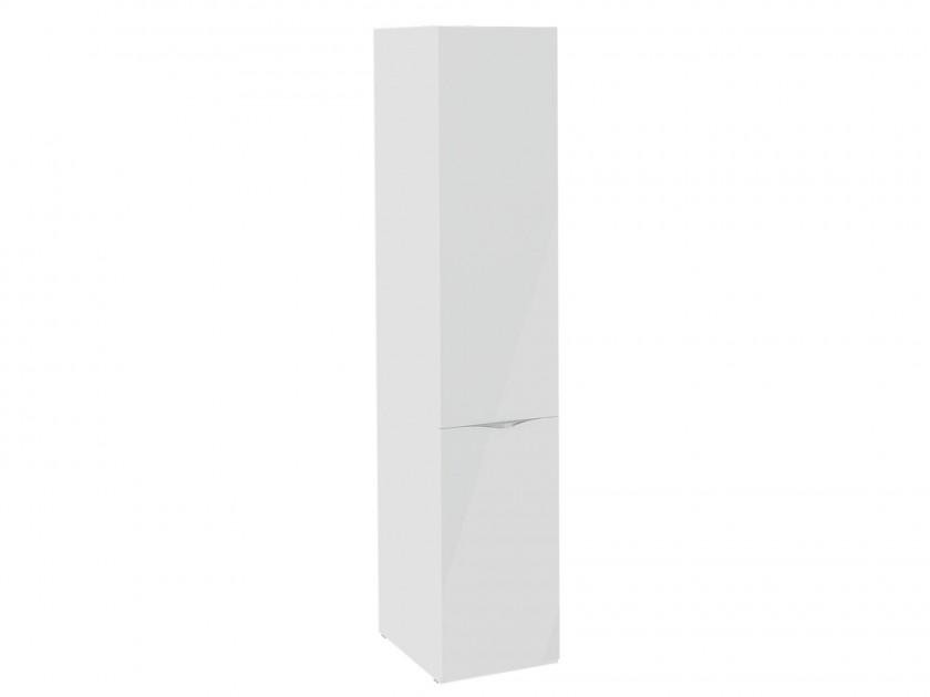 распашной шкаф Шкаф для белья со стеклянной дверью Глосс Глосс