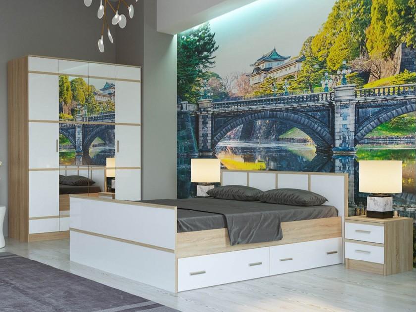 Фото - спальный гарнитур Спальня Сакура Сакура спальный гарнитур спальня соренто спальня соренто