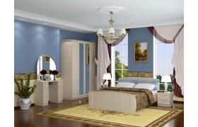 Спальный гарнитур Марта в цвете Дуб