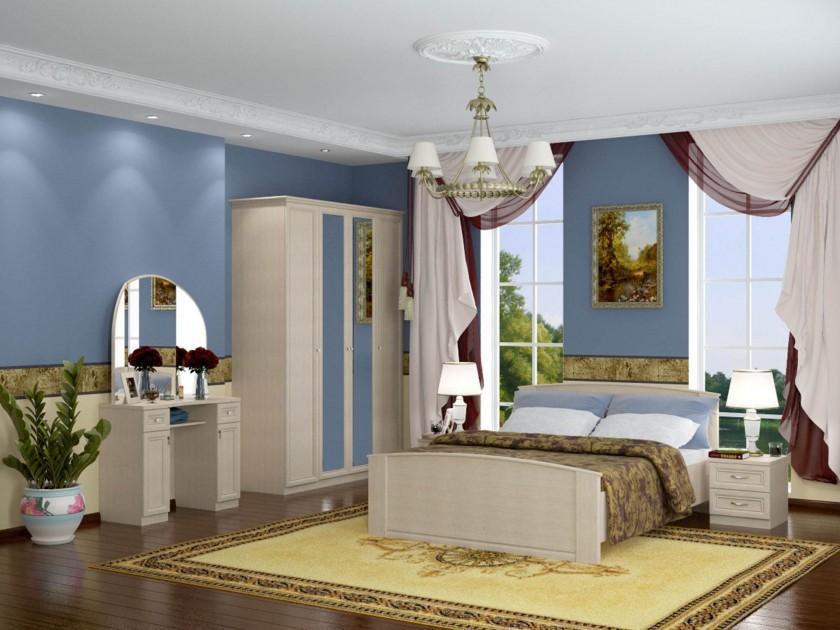 спальный гарнитур Спальня Марта Марта в цвете Дуб