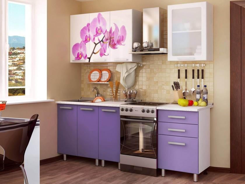 кухонный гарнитур Кухня Печать 1,6 Печать