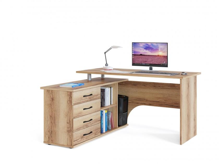 компьютерный стол Стол компьютерный КСТ-109 Левый КСТ-109 компьютерный стол arozzi arena leggero gaming desk black