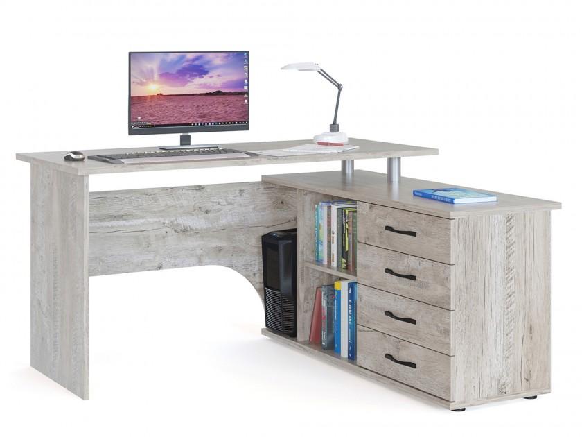 компьютерный стол Стол компьютерный КСТ-109 Правый КСТ-109 компьютерный стол arozzi arena leggero gaming desk black
