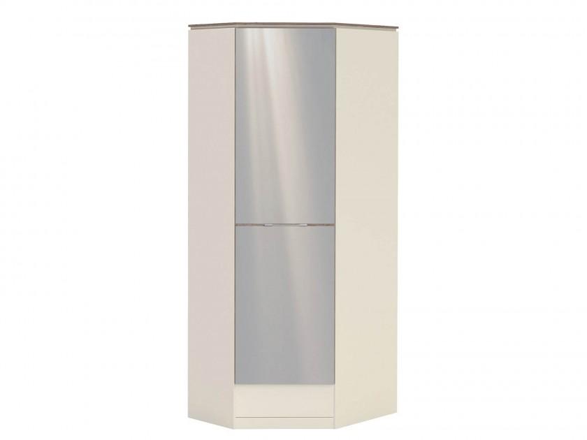 цена на шкаф Шкаф угловой с зеркалом разносторонний Presto Шкаф угловой с зеркалом разносторонний Presto