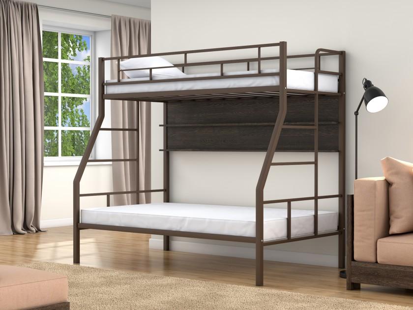Двухъярусная кровать Раута Твист (90х190/120х190) Раута