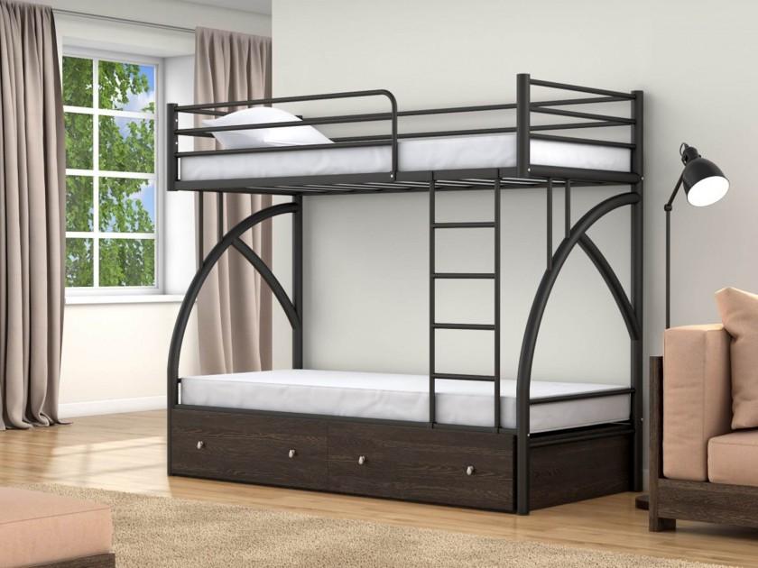 кровать Двухъярусная кровать Клео 90 (90х190) Клео 90