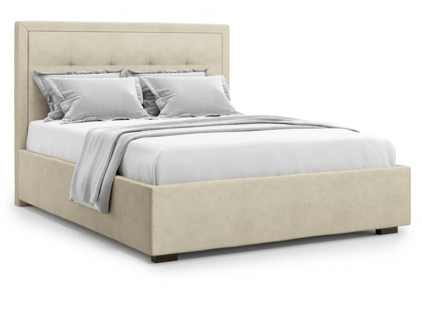 кровать Кровать Komo без ПМ (140х200) Кровать Komo без ПМ (140х200) кровать аскона greta 140х200 к з white без основания